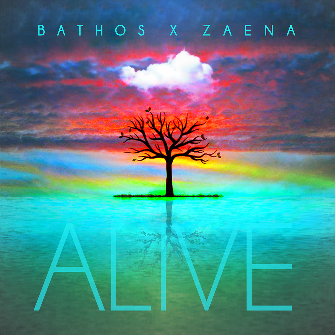 Out Now - Alive!